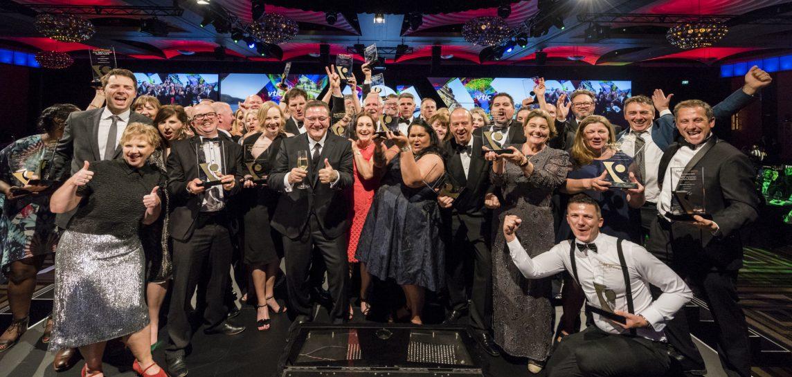 2017 Victorian Tourism Awards Group Photo