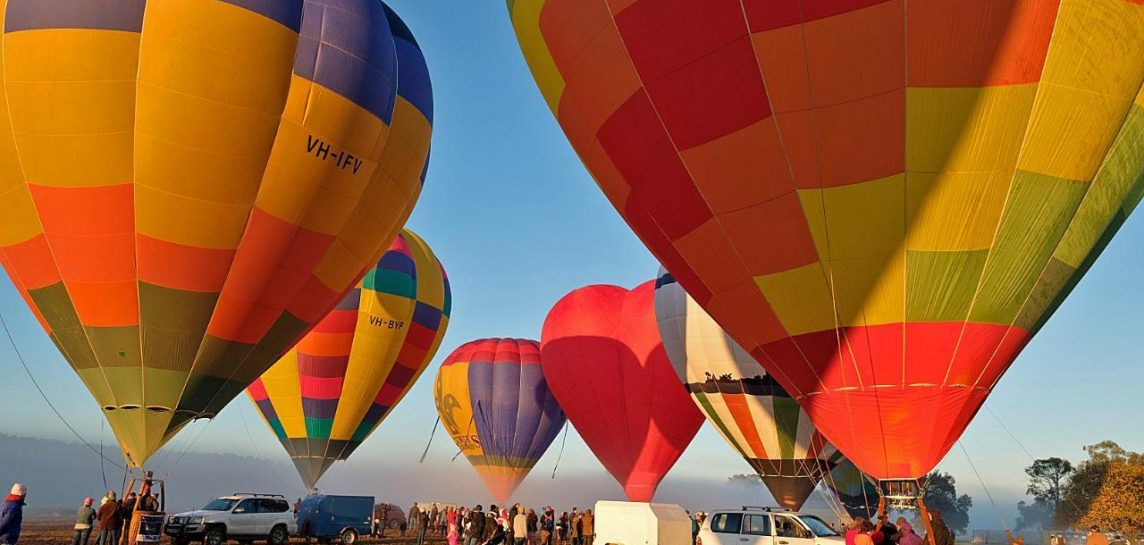 King Valley Balloon Festival