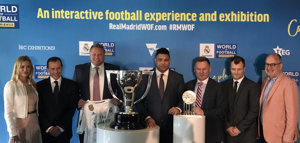 News Real Madrid Exhibition Creative Major Events