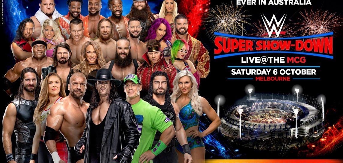 World's Biggest WWE Superstars To Descend