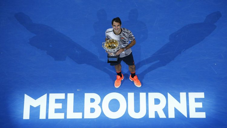 Major Event Sport Australian Open Roger Melbourne