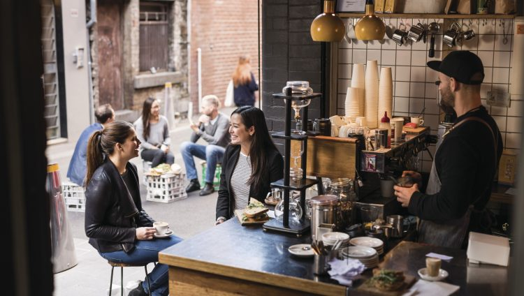 Major Events Visitor Experience Coffee Culture Melbourne Laneway